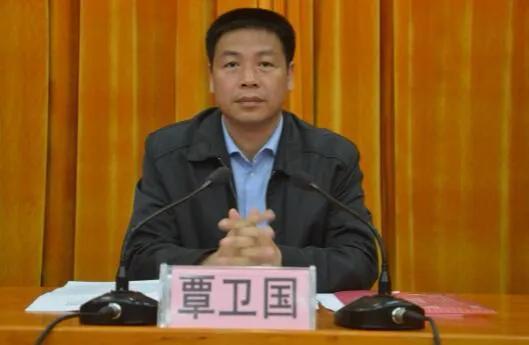 覃卫国任淮北市委副书记,提名为市长候选人